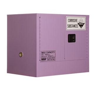 Corrosive Storage Cabinet Metal Construction 553 The Bolt