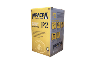 P2 Dust Mask - Without Valve ***CURRENTLY OUT OF STOCK***