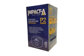 P2 Dust Mask - With Valve - ****CURRENTLY OUT OF STOCK****