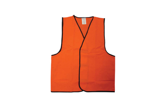 Non Reflective Safety Vest - Extra Large