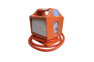 Rylec RCD 10amp 4 Outlet Power Centre