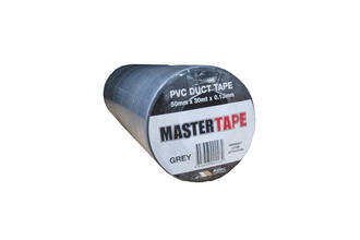 PVC Duct Tape - Grey