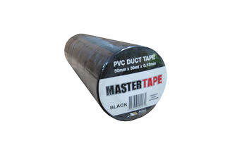 PVC Duct Tape - Black