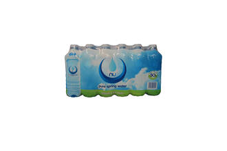 Bottled Water - 600ml - Pack 24