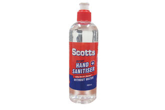 Scott's Hand Sanitiser - 500ml