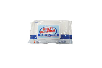 Relifeel Alcohol Wipes - Pack 50