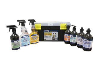Cleaning Solutions Kit