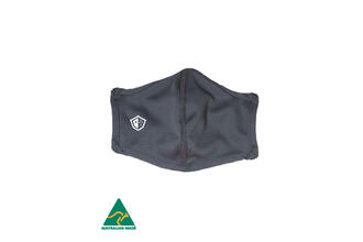 Envirus Reusable Everyday Mask - Grey. Aussie Made. ***PRE ORDER NOW***