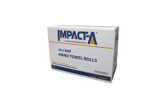 Hand Towel - Box 16 Rolls